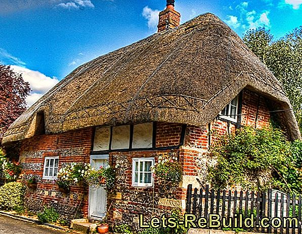 The Thatched Cottage » Home Decor On North German
