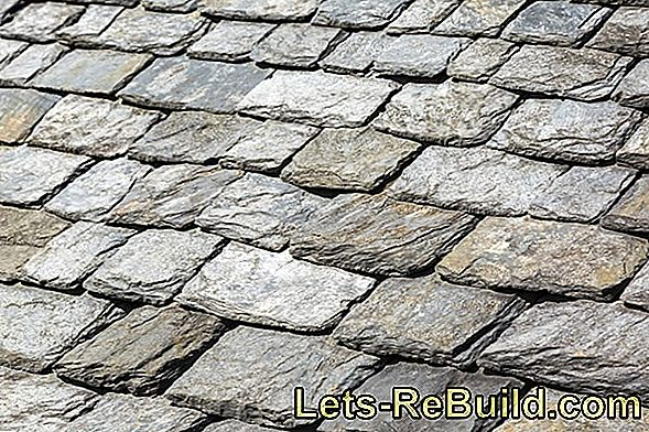 Roof Shingles Made Of Slate » Advantages & Prices At A Glance