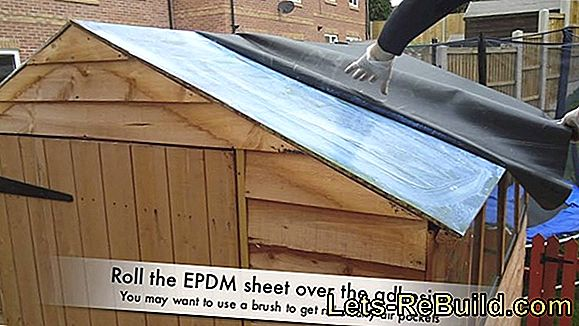 Roofing Cardboard Shingles » Instructions In 5 Steps
