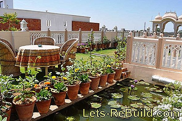 Embellish Roof Terrace » Easy To Implement, Creative Ideas