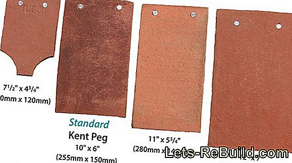 Roof Tiles Dimensions » The Standard Sizes At A Glance