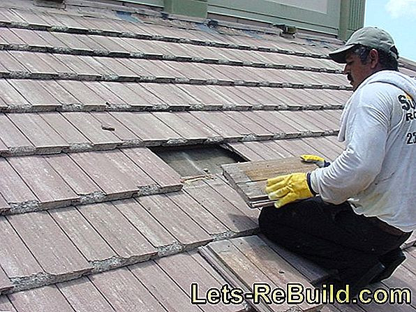 Repair Roof Tiles » Instructions In 4 Steps