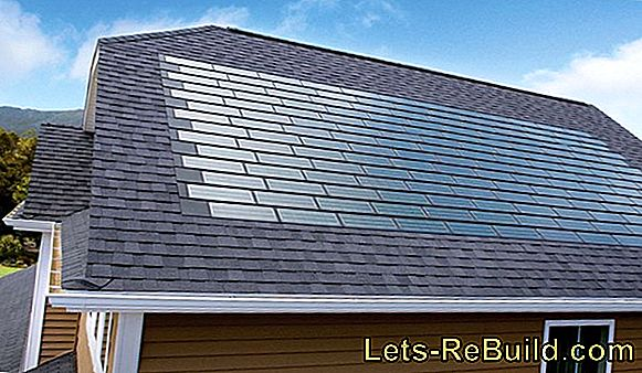 Roof tiles smooth: alternative for many modern buildings
