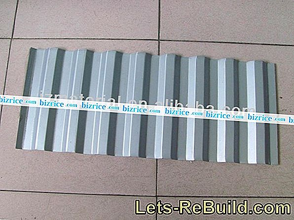Aluminum trapezoidal sheets are a popular material