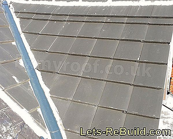 Laying Roof Tiles » Instructions In 3 Steps