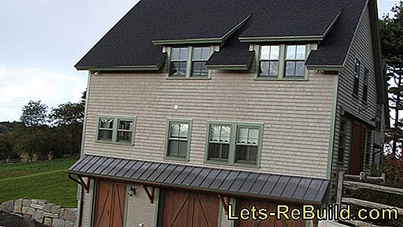 Sheet metal roof panels - what is there all here