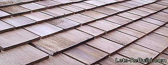 Used roof tiles can be an alternative