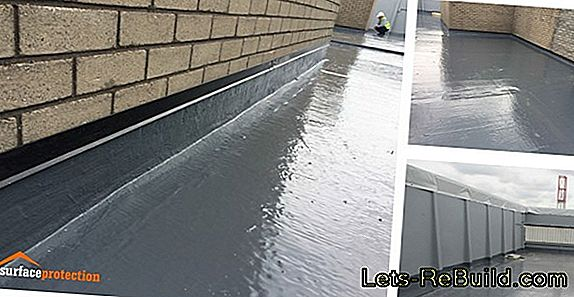 Liquid roofing - that's it