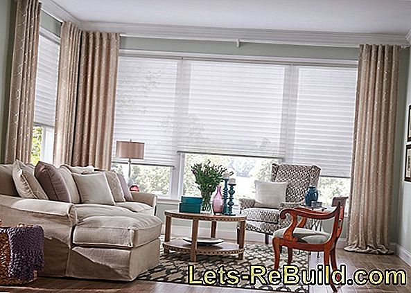 Curtains For Skylights » Tips And Ideas For Fabric And Assembly