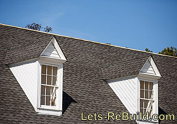 New roof windows: costs for material and installation