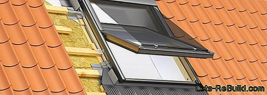 Skylight and rain - how can you protect yourself?