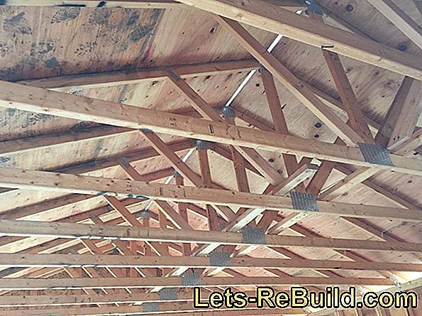 Specifications for the cost of a new roof truss