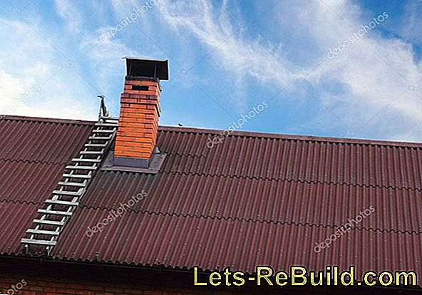 Roof Ladder For Chimney Sweep » Supplier And Prices