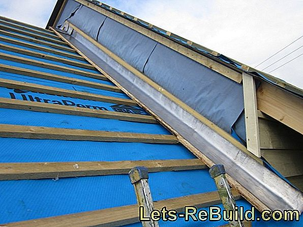 Dress The Roof Overhang » How To Proceed» Step By Step!