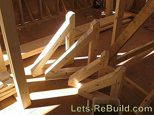 Double Rafters » Instructions In 3 Steps