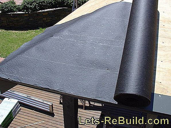 Laying Shingles Made Of Bitumen » This Is How It'S Done