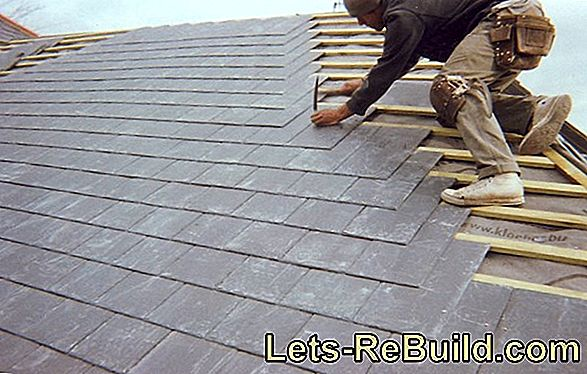 What costs are incurred by the roofer?
