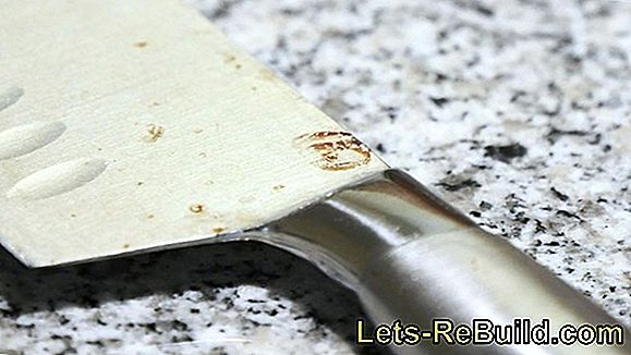 Rust Stains On Cutlery » Causes And Measures