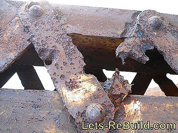 Corrosion In Iron » Origin & Measures