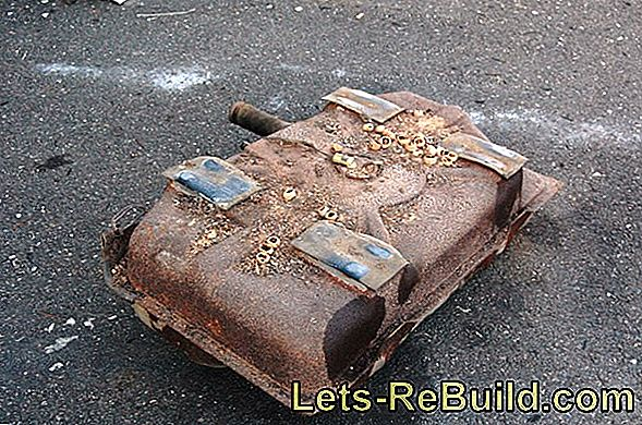 Rust In The Tank » Emerge, Prevent & Remove
