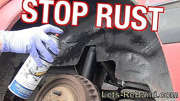 Stop rust - how can you do that?