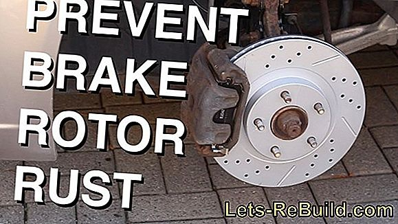 Rusted brake discs - is that dangerous, and what can you do?