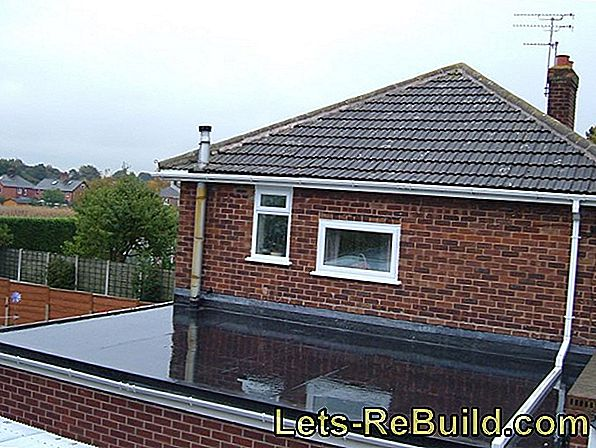 Building a flat roof - How to estimate the costs in advance