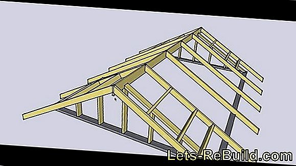 Saddle Roof Construction » What To Look For