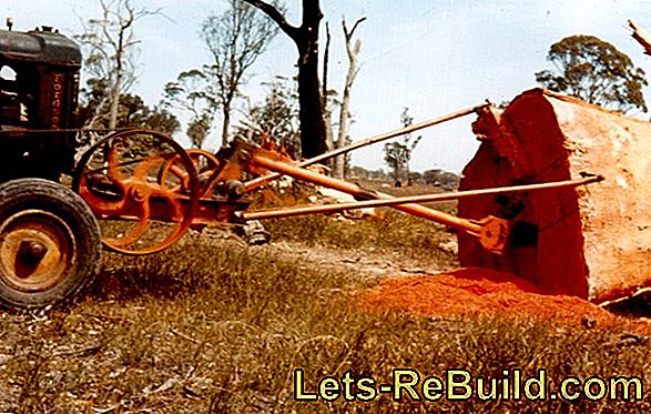 Sawmilling » How Is It Done?