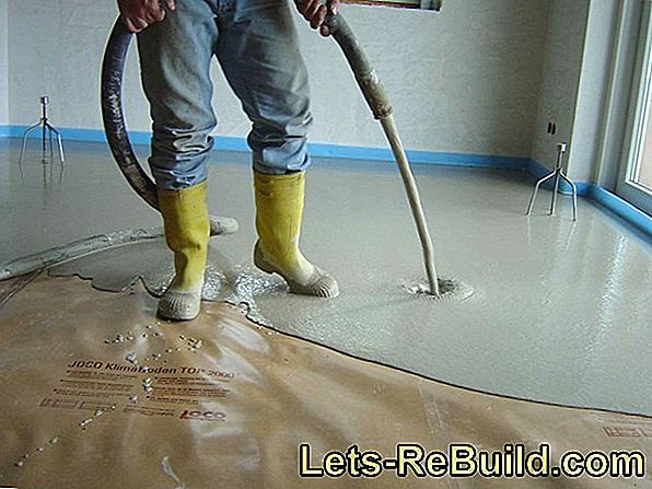 Painting screed - What matters!