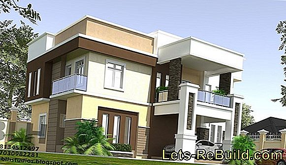 Semi-Detached House With Pent Roof » Advantages And Disadvantages