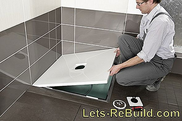 Install Floor Level Shower - How To Go!