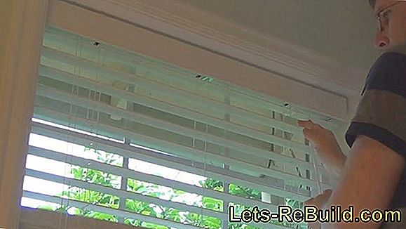 Install Blinds Retrospectively » This Is To Be Considered