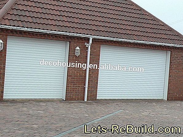 The prices for aluminum or plastic roller shutters