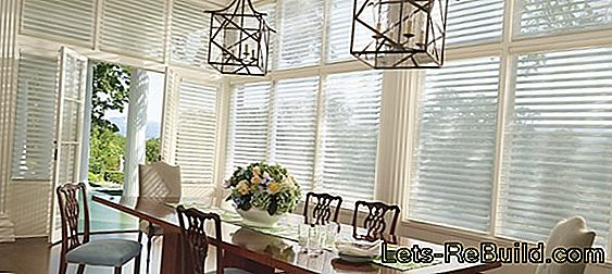 Blinds and impact on energy efficiency