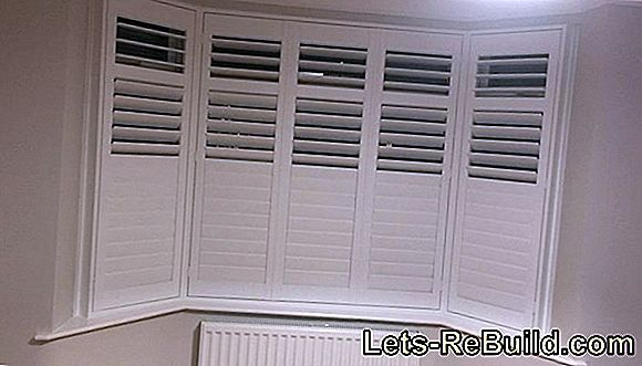 Installing Shutters » Explains Step By Step