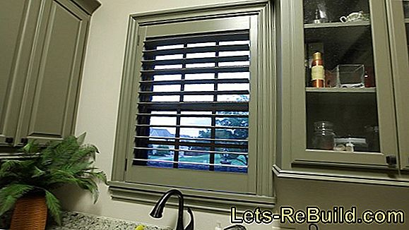 Installing Shutters » Instructions In 4 Steps