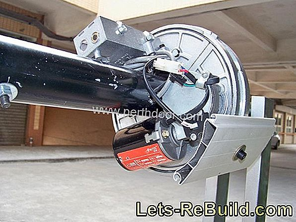 Installing Roller Shutter Motor » Detailed Instructions