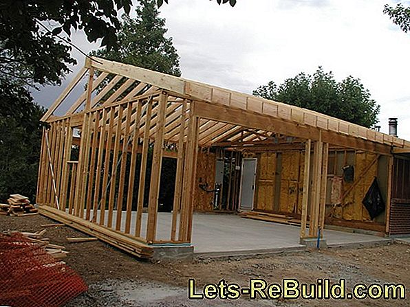 What is the construction cost of a detached house?