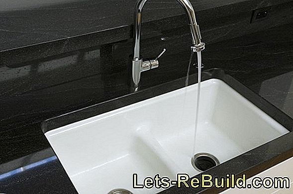 Maintain Ceramic Sink » How It Stays Snow-White