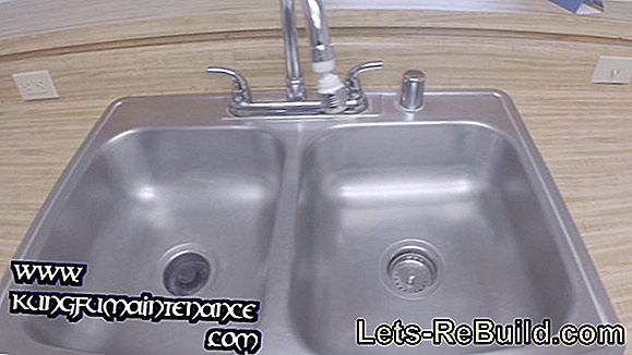Stainless Steel Sink » How To Remove Scratches