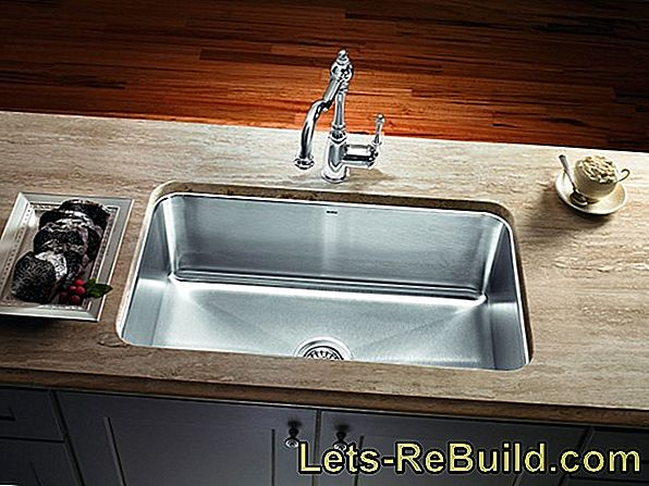 Sink Made Of Stainless Steel Or Ceramic » The Pros And Cons