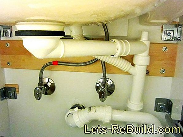 Connecting The Sink » Instructions In 8 Steps