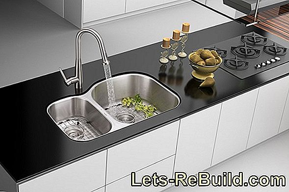 Maintain Stainless Steel Sink » With These Means It Shines Longer