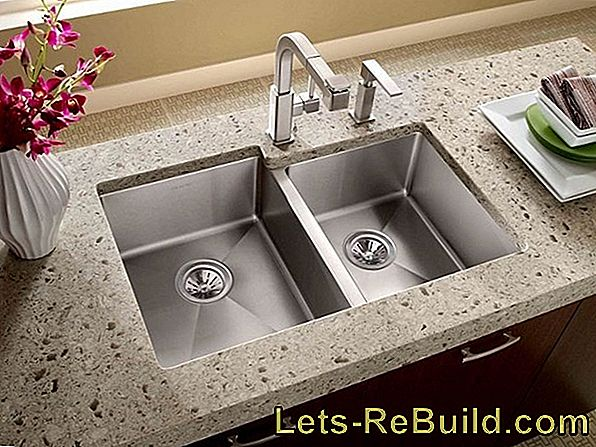 Installing The Stainless Steel Sink » Instructions In 3 Steps