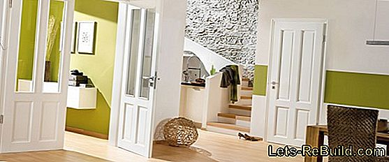 Skirting boards for laminate: different possibilities