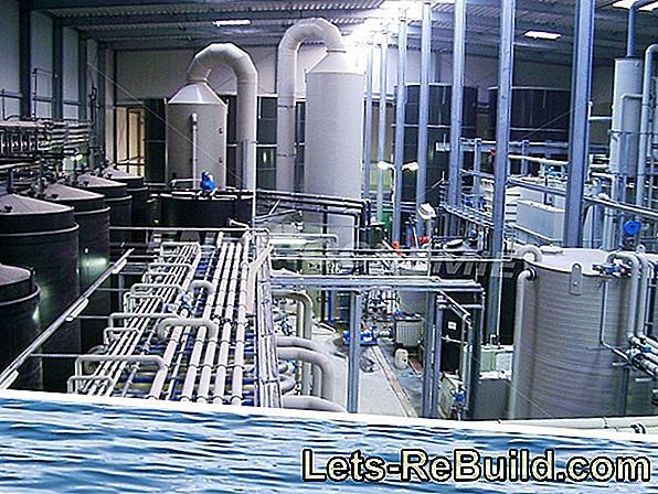 Small wastewater treatment plants in Germany - where can you operate them?