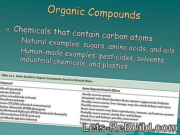 Organic Solvents » Examples