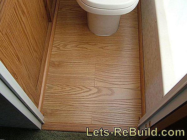 Laying Laminate With Impact Sound Insulation » That'S The Way It Works