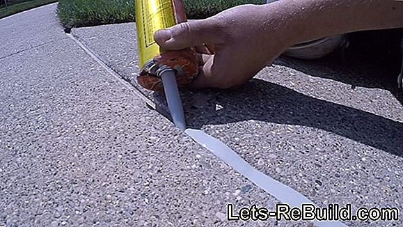 Fill Joints In Concrete » This Is How It Is Done